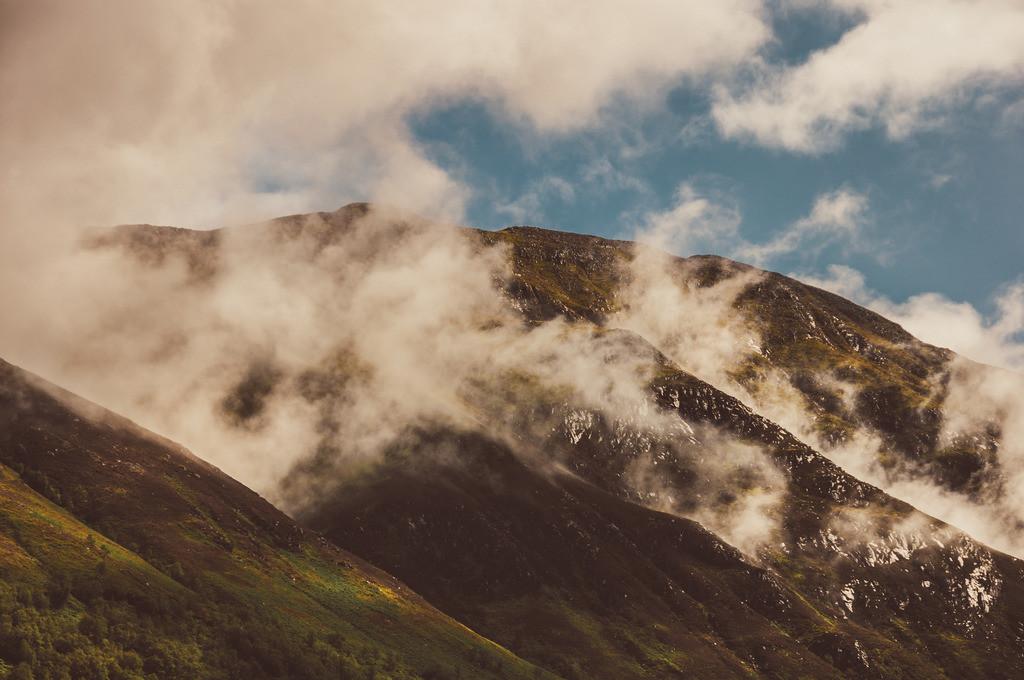 Highlands, Schottland | Glenfinnan Viadukt, Glenfinnan,West Highland Line, Highlands, Schottland