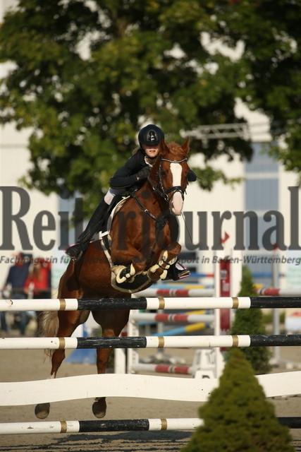Rot am See_2021_Ponyspringprüfung_Kl.M_Allegra Elisabeth Hüttig_Sietlands Gustav (2)