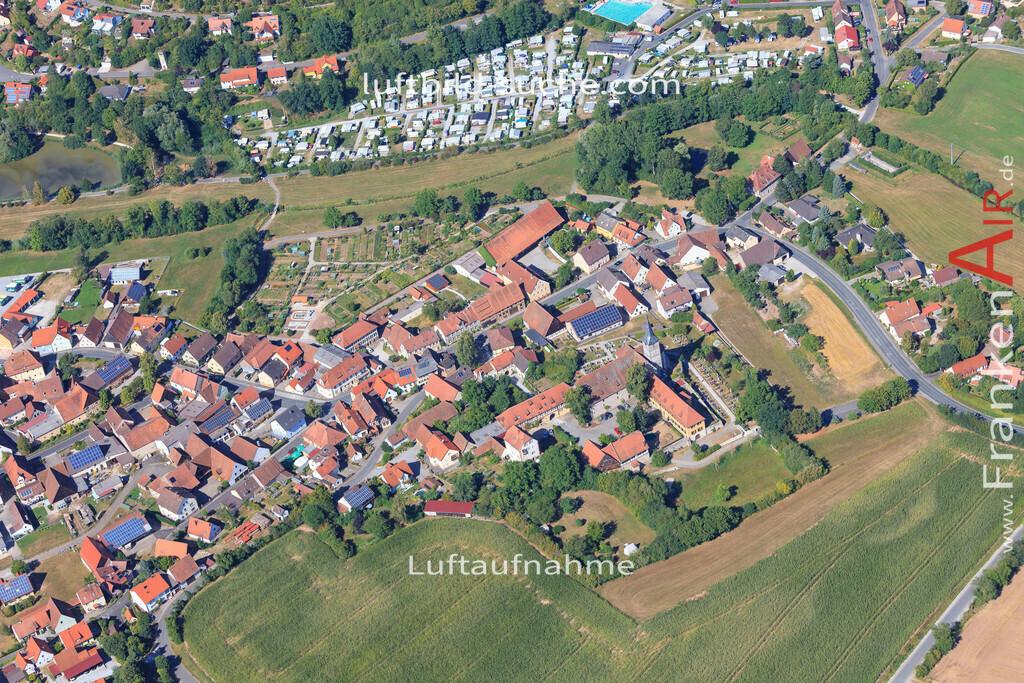 luftbild-gutenstetten-2015-4993 | Luftbild von  Gutenstetten - Luftaufnahme wurde 2015 von https://frankenair.de mittels Flugzeug (keine Drohne) erstellt - die Geschenkidee
