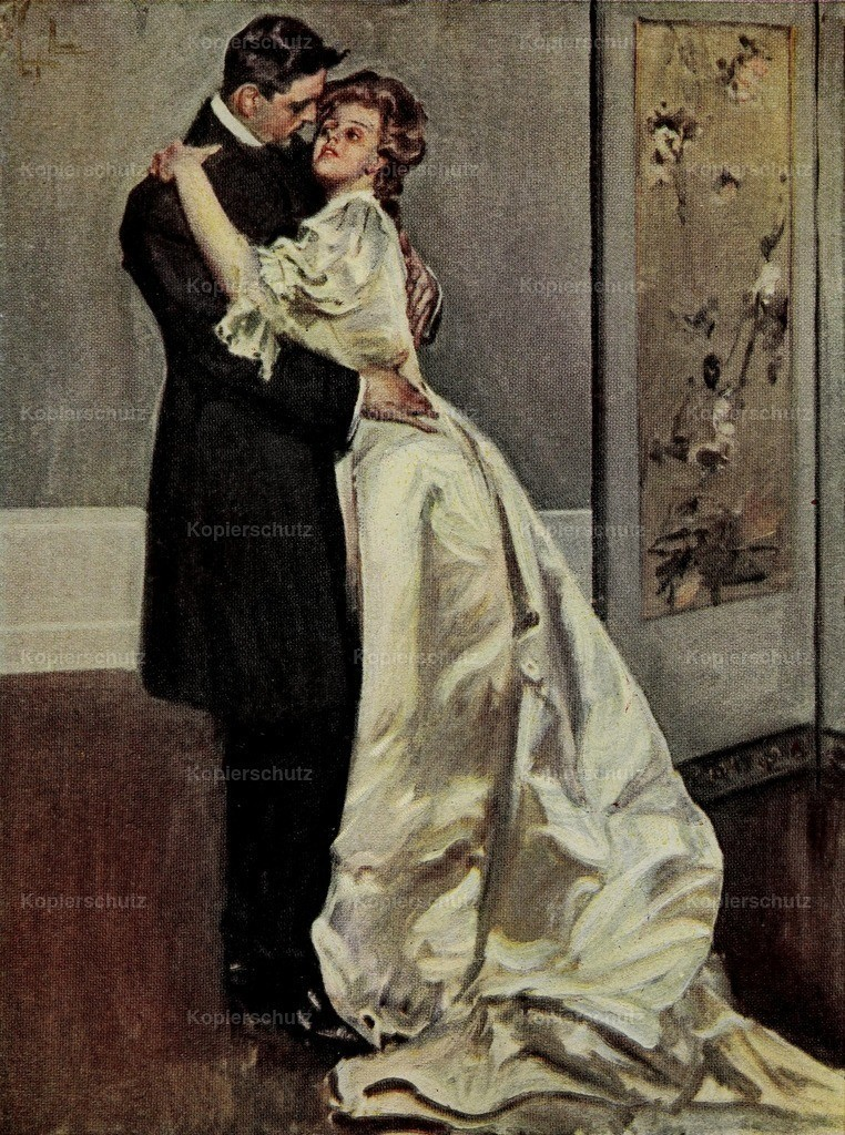 Wenzell_ A.B. (1864-1917) - Satan Sanderson 1907 - She fell into his arms