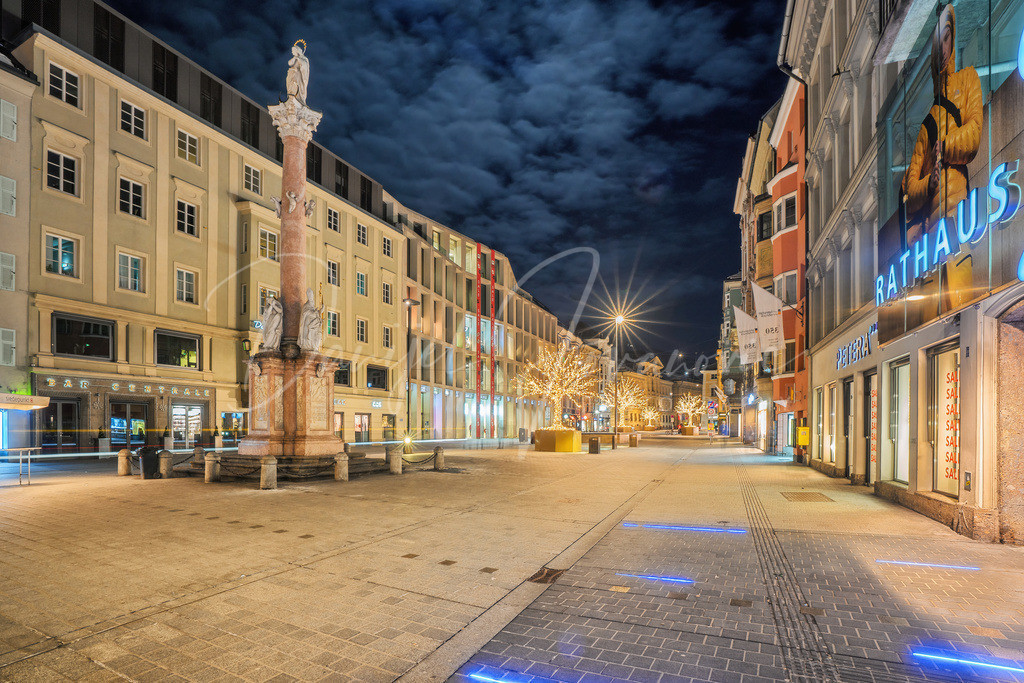 Innsbruck | Maria Theresien Straße