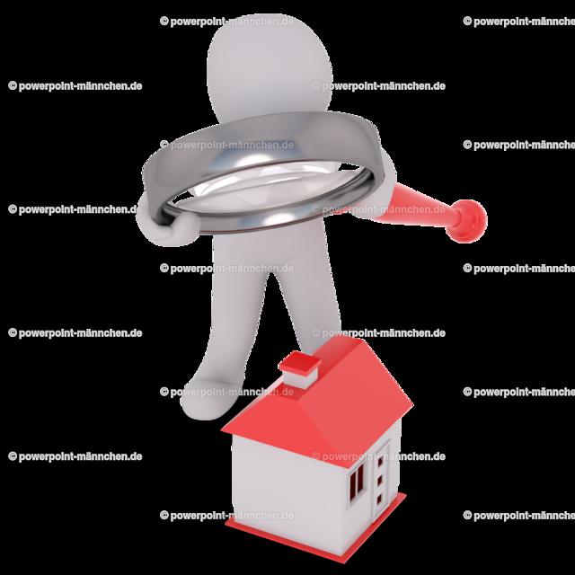 man looking for a house | Quelle: https://3dman.eu   Jetzt 250 Bilder kostenlos sichern