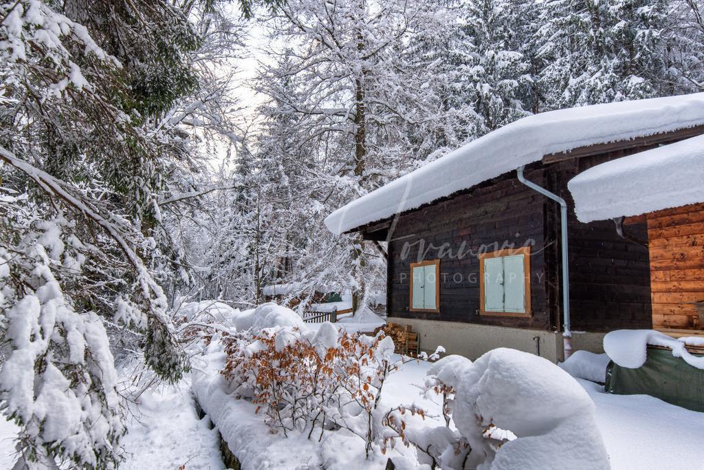 Hütte   Eine idyllische Hütte auf der Nordkette