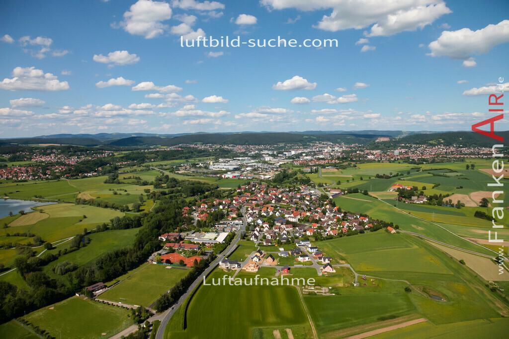 melkendorf-kulmbach-2009-1193 | Luftbild von Melkendorf Kulmbach - Luftaufnahme wurde 2009 von https://frankenair.de mittels Flugzeug (keine Drohne) erstellt - die Geschenkidee