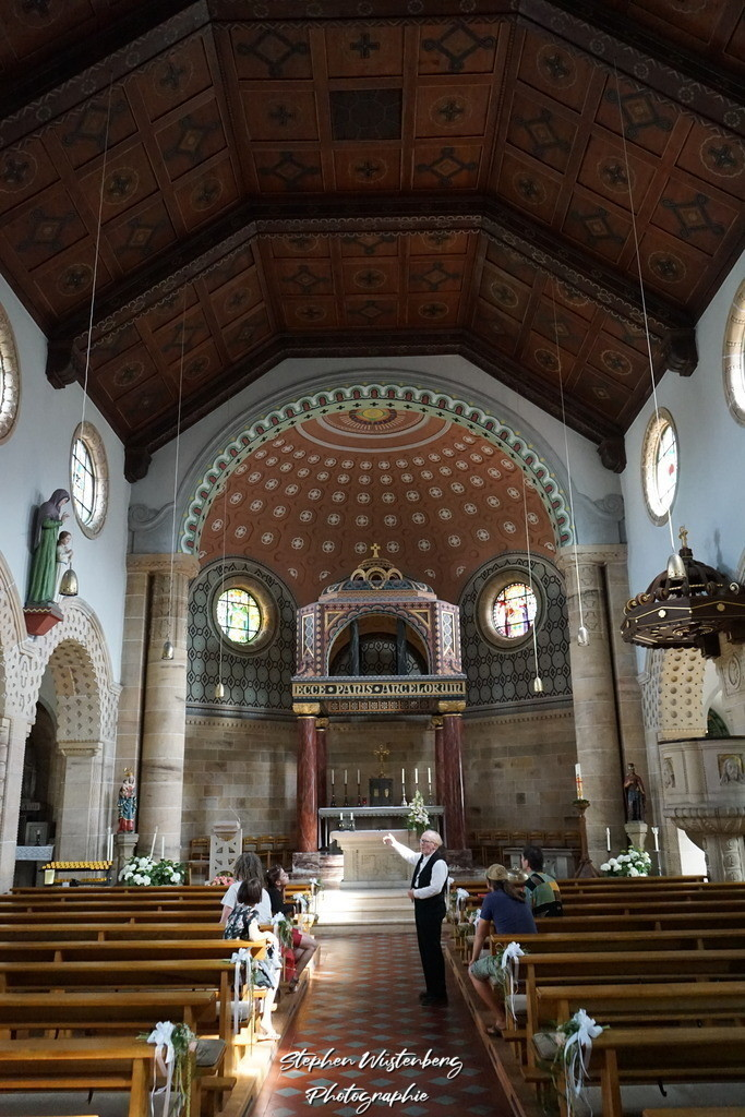 DSC04736 | Innenaufnahmen der kath. Pfarrkirche St.Sebstian in Rockenhausen