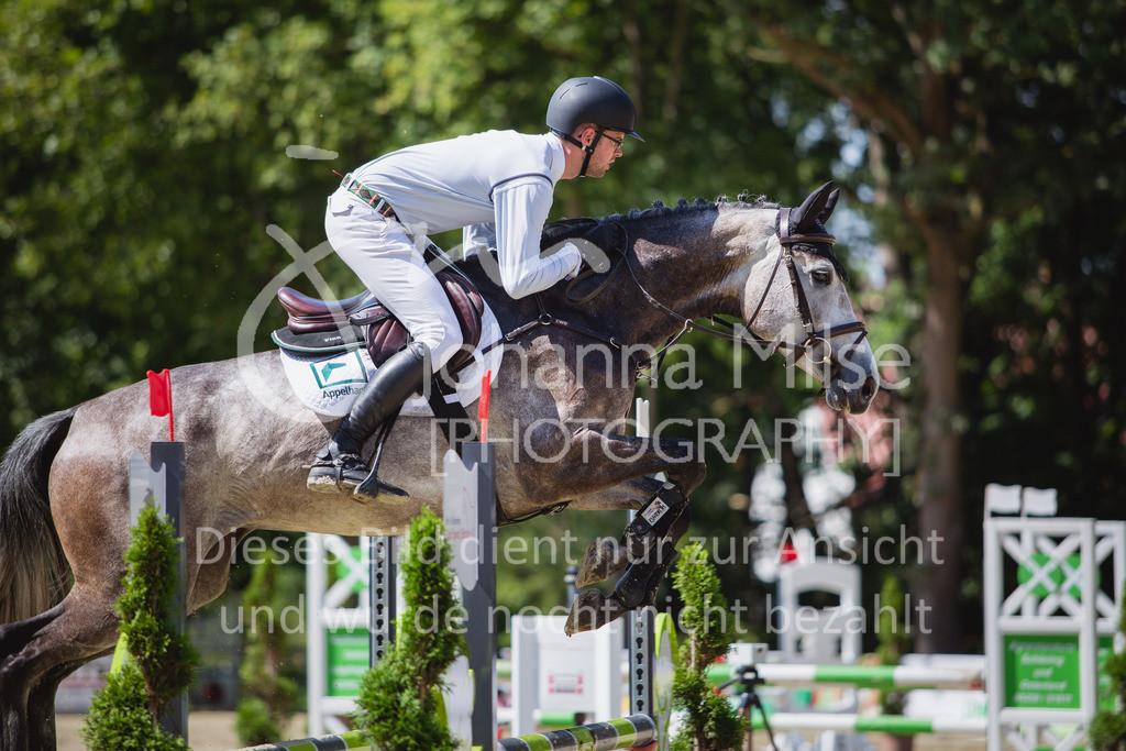 200819_Delbrück_Sprpf-A_2_1-224   Delbrück Masters 2020 Springpferdeprüfung Kl. A** 4-6jährige Pferde