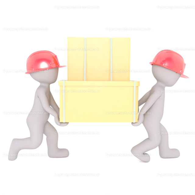 deliver the boxes together | deliver the boxes together