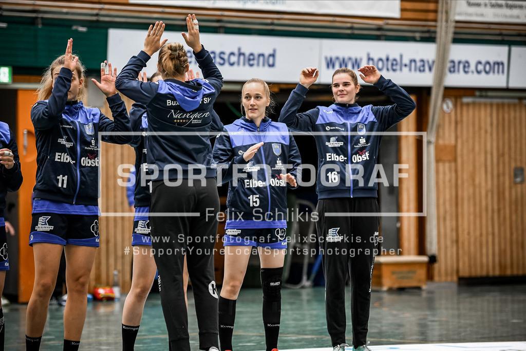 Handball I 1. HBF I Buxtehuder SV - TuS Metzingen 19.09.2020_00092 | ; 1. HBF I Buxtehuder SV - TuS Metzingen am 19.09.2020 in Buxtehude  (Sporthalle Kurt-Schuhmacher Strasse), Deutschland