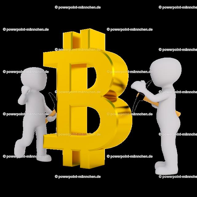 men holding mattock for the gold of bitcoin | Quelle: https://3dman.eu   Jetzt 250 Bilder kostenlos sichern