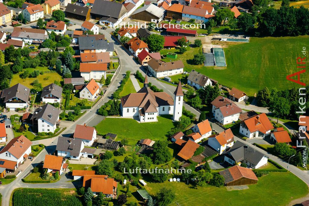 reitsch-stockheim-2008-08 | Luftbild von Reitsch Stockheim - Luftaufnahme wurde 2008 von https://frankenair.de mittels Flugzeug (keine Drohne) erstellt - die Geschenkidee