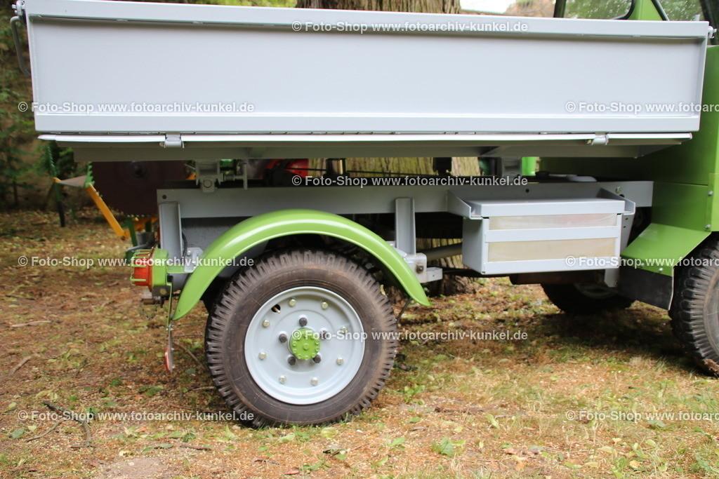 Multicar M 22 Dreiseitenkipper Typ D, 1964-74   Multicar M 22 Dreiseitenkipper Typ D, grün, Bauzeit 1964-1974, VEB FWW, Waltershausen, IFA - 180624