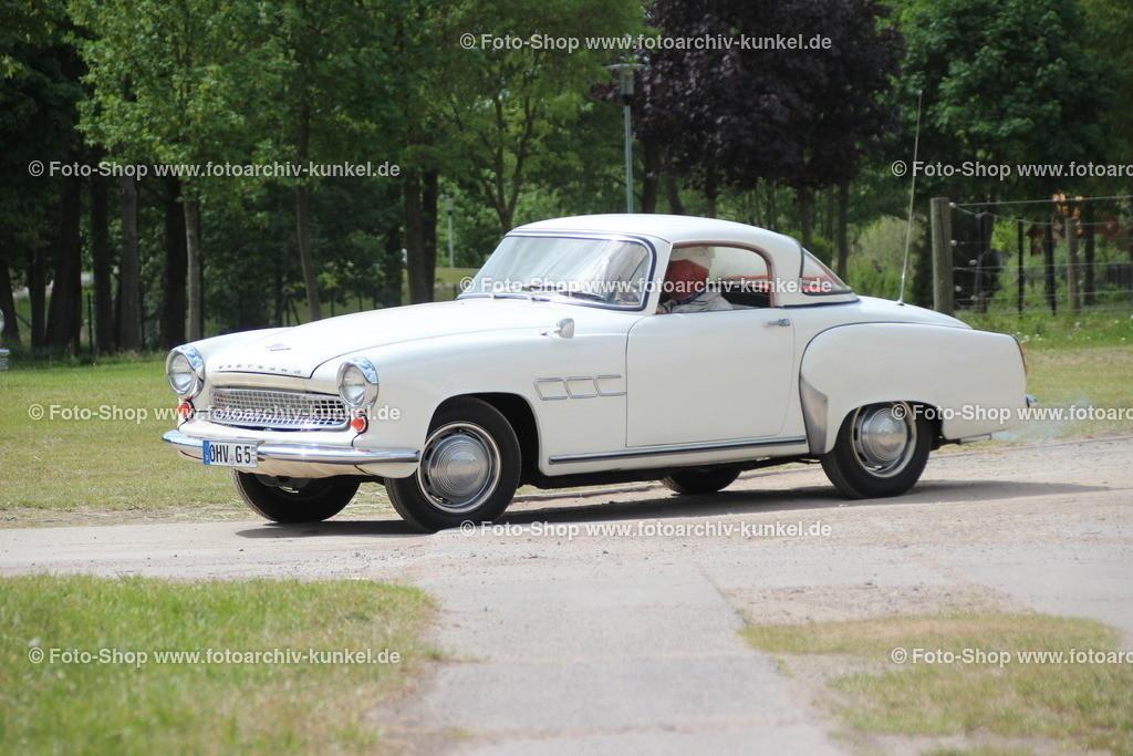 Wartburg 313-1 Sport Roadster mit Hardtop, 2 Türen, 1957-1963   Wartburg 313-1 Sport Roadster, Hardtop-Cabrio 2 Türen 2 Sitze, Farbe: Weiß, Creme, Bauzeit: 1957-1963, AWE, IFA, DDR
