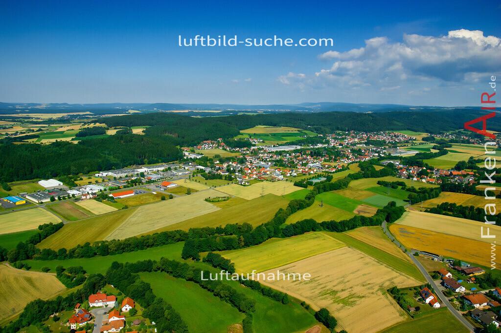 luftaufnahme-stockheim-2008-629 | Luftbild von  Stockheim - Luftaufnahme wurde 2008 von https://frankenair.de mittels Flugzeug (keine Drohne) erstellt - die Geschenkidee