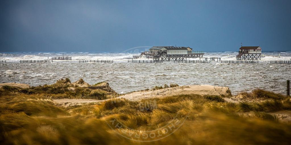 Sturm Xaver Nov 2013-1000 | Strand unter
