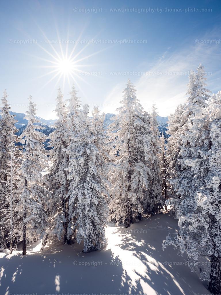 Tiefster Winter am Penken-5