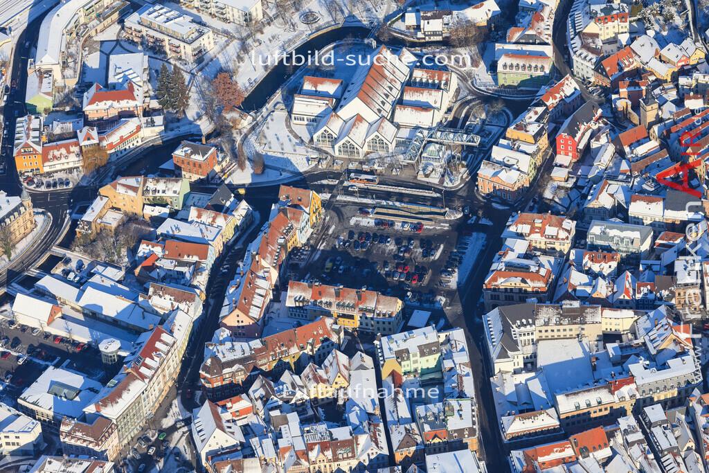luftbild-kulmbach-2016-5950 | Luftbild von  Kulmbach - Luftaufnahme wurde 2016 von https://frankenair.de mittels Flugzeug (keine Drohne) erstellt - die Geschenkidee