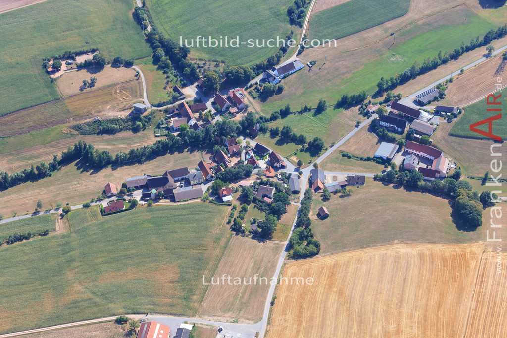 mosbach-markt-erlbach-2015-5019 | Luftbild von Mosbach Markt-erlbach - Luftaufnahme wurde 2015 von https://frankenair.de mittels Flugzeug (keine Drohne) erstellt - die Geschenkidee