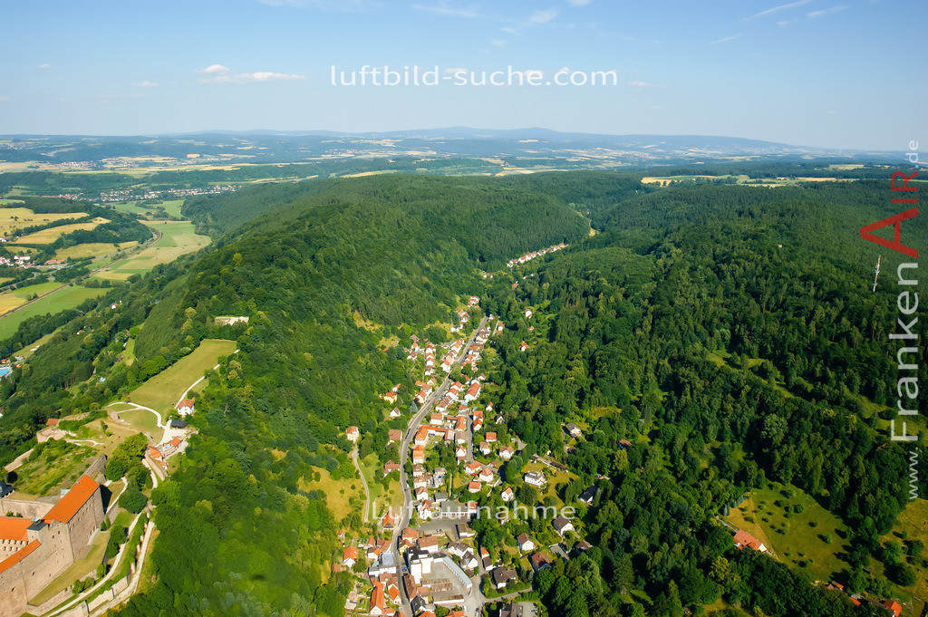 luftaufnahme-kulmbach-2008-474 | Luftbild von  Kulmbach - Luftaufnahme wurde 2008 von https://frankenair.de mittels Flugzeug (keine Drohne) erstellt - die Geschenkidee
