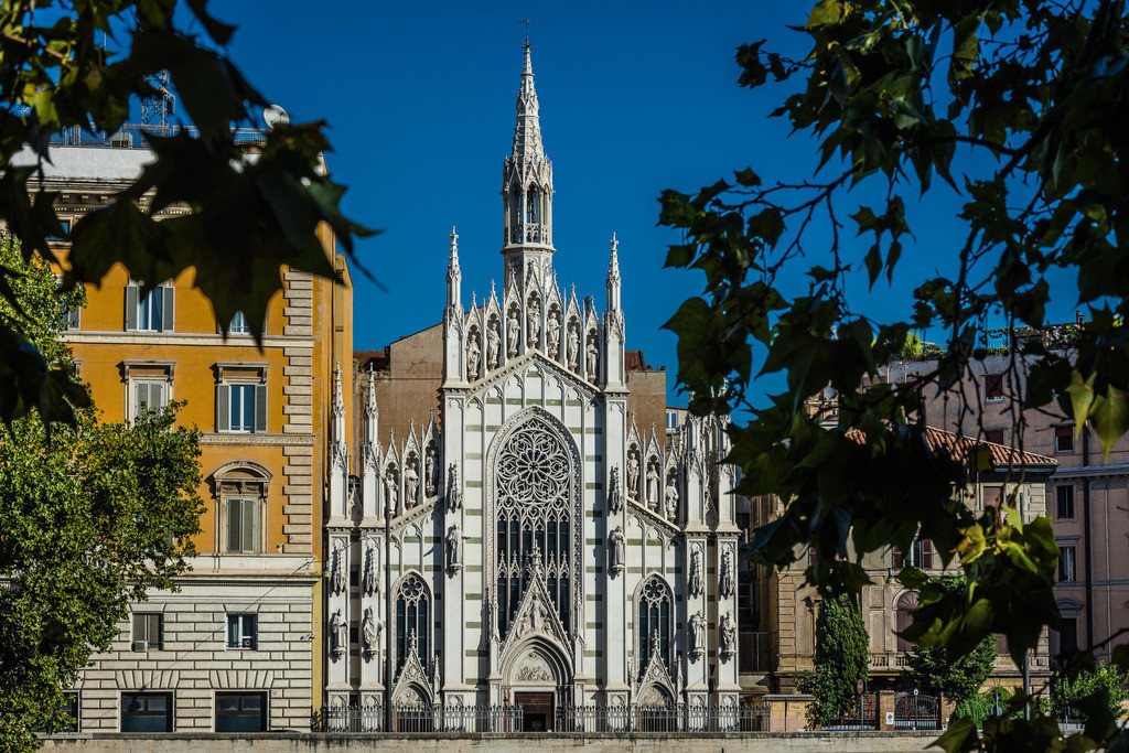 Chiesa del Sacro Cuore del Suffragio-Rom-2