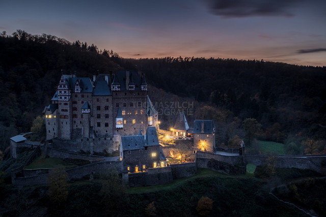 Eltz Nightscape