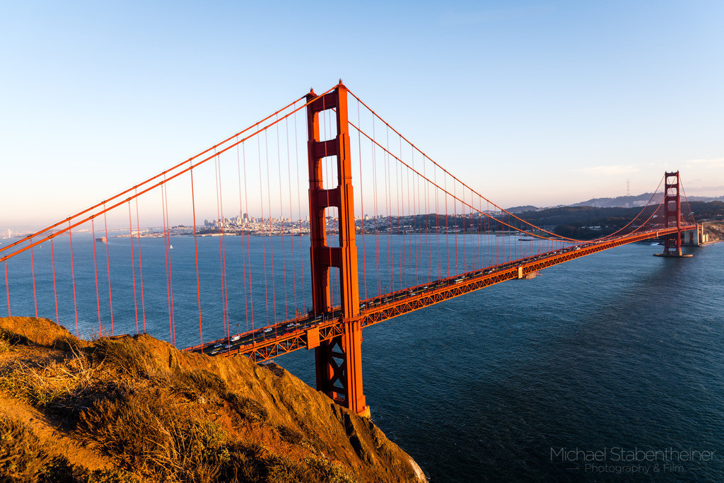 USA | San Francisco - Golden Gate Bridge