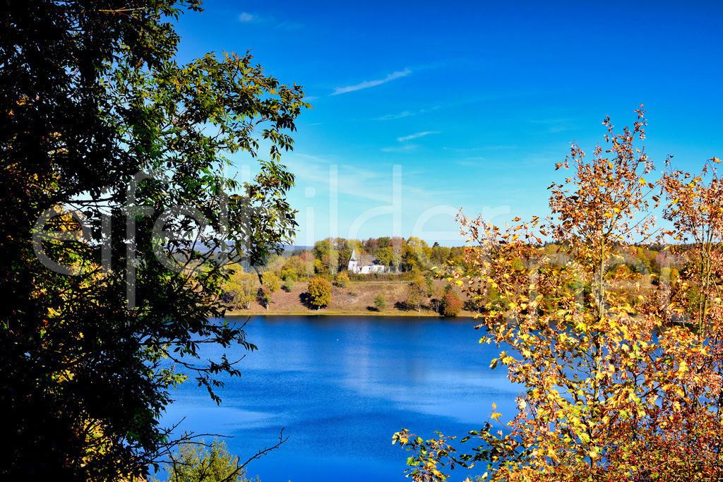 Herbst am Weinfelder Maar (Totenmaar) | Daun, Eifel / Vulkaneifel