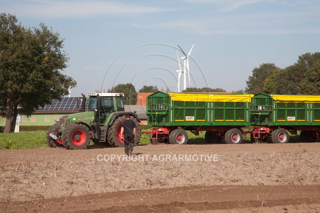 20110929-IMG_5869 | Ernte auf einem Kartoffelfeld - AGRARBILDER