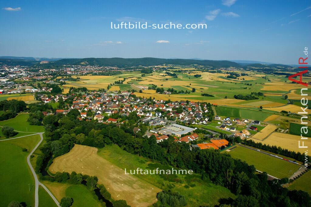 melkendorf-kulmbach-2008-450 | Luftbild von Melkendorf Kulmbach - Luftaufnahme wurde 2008 von https://frankenair.de mittels Flugzeug (keine Drohne) erstellt - die Geschenkidee