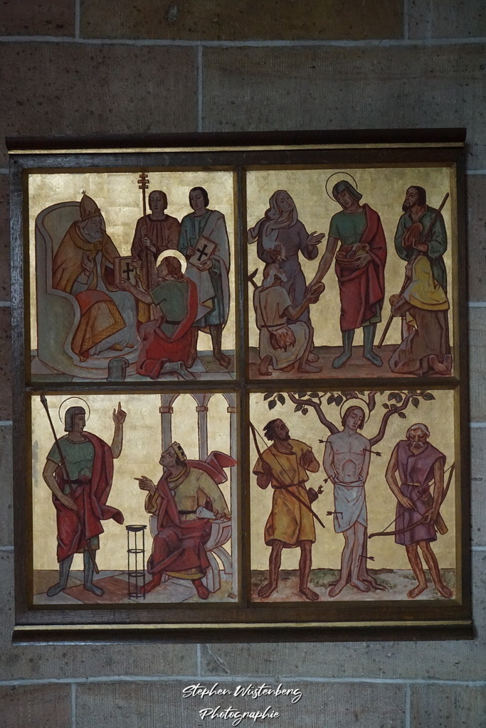 DSC04752 | Innenaufnahmen der kath. Pfarrkirche St.Sebstian in Rockenhausen