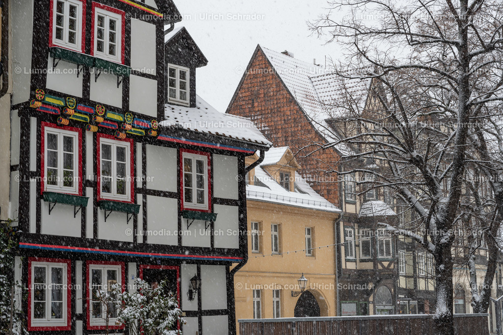10049-11578 - Winter in Quedlinburg