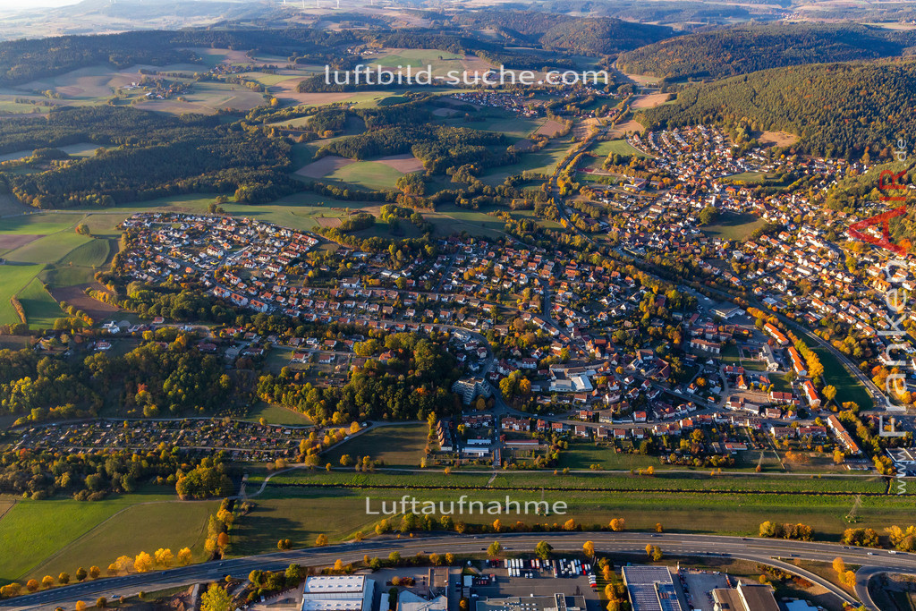 petzmannsberg-kulmbach-18-397 | aktuelles Luftbild von Petzmannsberg Kulmbach - Luftaufnahme wurde 2018 von https://frankenair.de mittels Flugzeug (keine Drohne) erstellt.