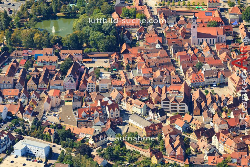 luftbild-neustadt-an-der-aisch-2015-5001 | Luftbild von  Neustadt-an-der-aisch - Luftaufnahme wurde 2015 von https://frankenair.de mittels Flugzeug (keine Drohne) erstellt - die Geschenkidee