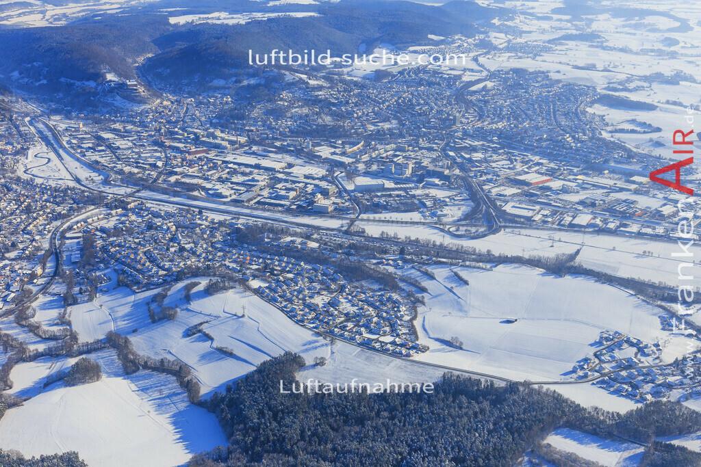 burghaig-kulmbach-2016-1943 | Luftbild von Burghaig Kulmbach - Luftaufnahme wurde 2016 von https://frankenair.de mittels Flugzeug (keine Drohne) erstellt - die Geschenkidee