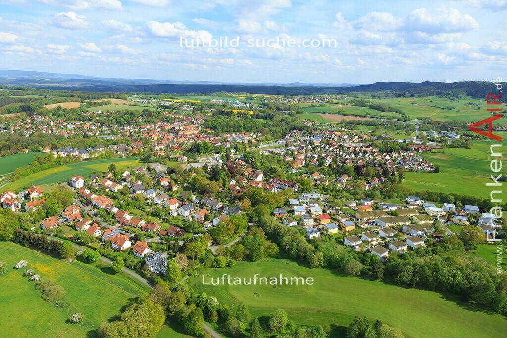 thurnau-2015-140   Luftbild von  Thurnau - Luftaufnahme wurde 2015 von https://frankenair.de mittels Flugzeug (keine Drohne) erstellt - die Geschenkidee