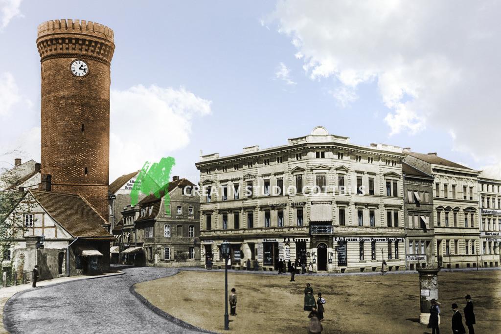 Spremberger Turm 1880