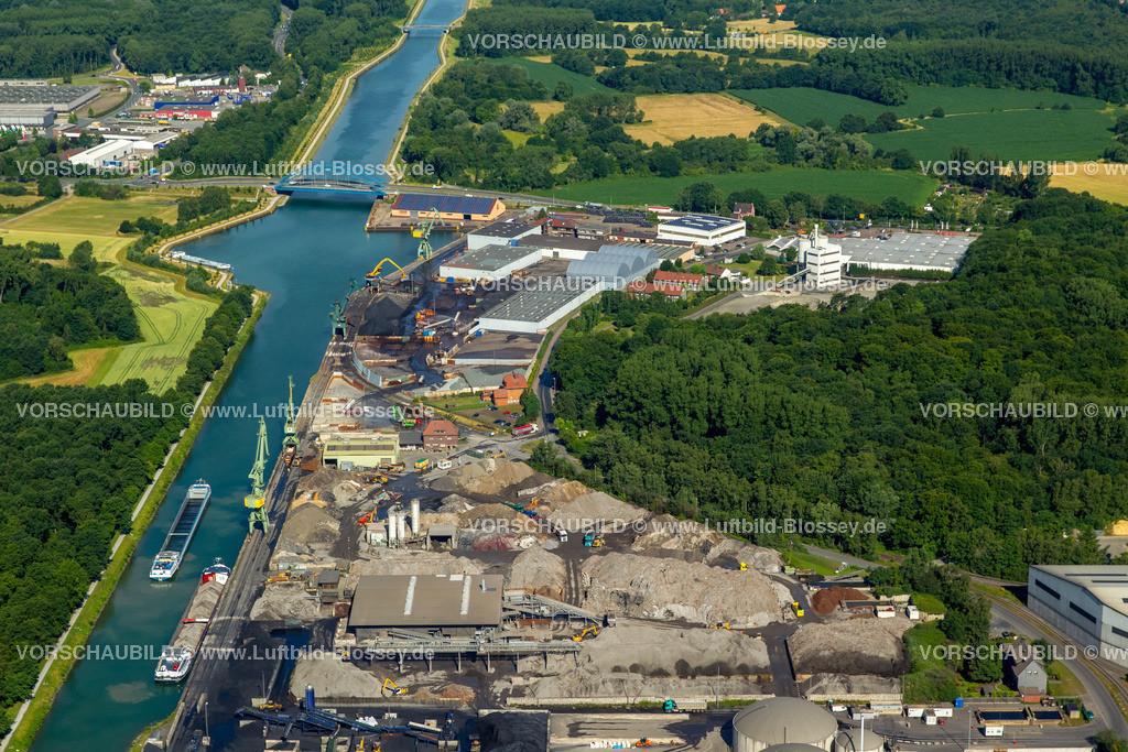Luenen15071861 | Stadthafen Lünen am Datteln-Hamm-Kanal, Binnenschifffahrt, Lünen, Ruhrgebiet, Nordrhein-Westfalen, Deutschland