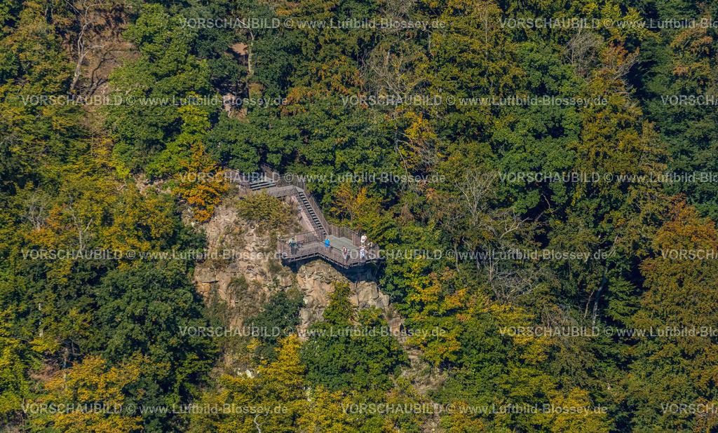 Beverungen200911542Weser-SkywalkHannoverscheKlippen | Luftbild, Weser-Skywalk und Hannoversche Klippen, Würgassen, Beverungen, Ostwestfalen-Lippe, Nordrhein-Westfalen, Deutschland