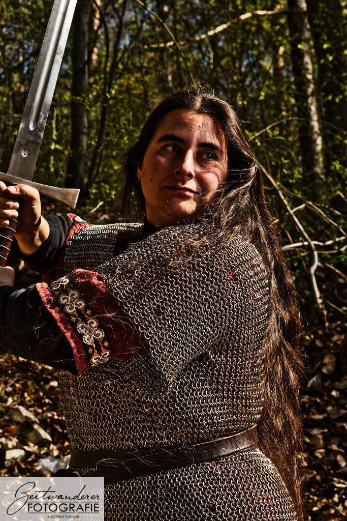 Die Kriegerin 1