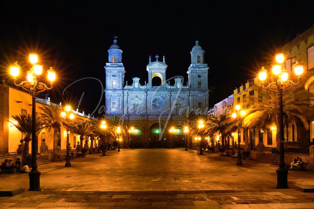 Santa Ana | Die Kathedrale Santa Ana im Altstadtviertel von Las Palmas