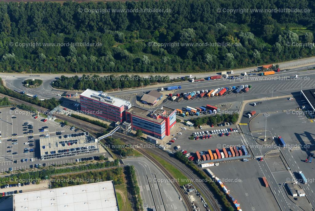 Hamburg Altenwerder HHLA_ELS_4078120916 | Hamburg - Aufnahmedatum: 12.09.2016, Aufnahmehöhe: 445 m, Koordinaten: N53°30.145' - E9°55.690', Bildgröße: 5982 x  3993 Pixel - Copyright 2016 by Martin Elsen, Kontakt: Tel.: +49 157 74581206, E-Mail: info@schoenes-foto.de  Schlagwörter:Hamburg,Altenwerder,Hafen,AutomatisierterHafen,Elbe,Luftbild,Luftbilder, Martin Elsen