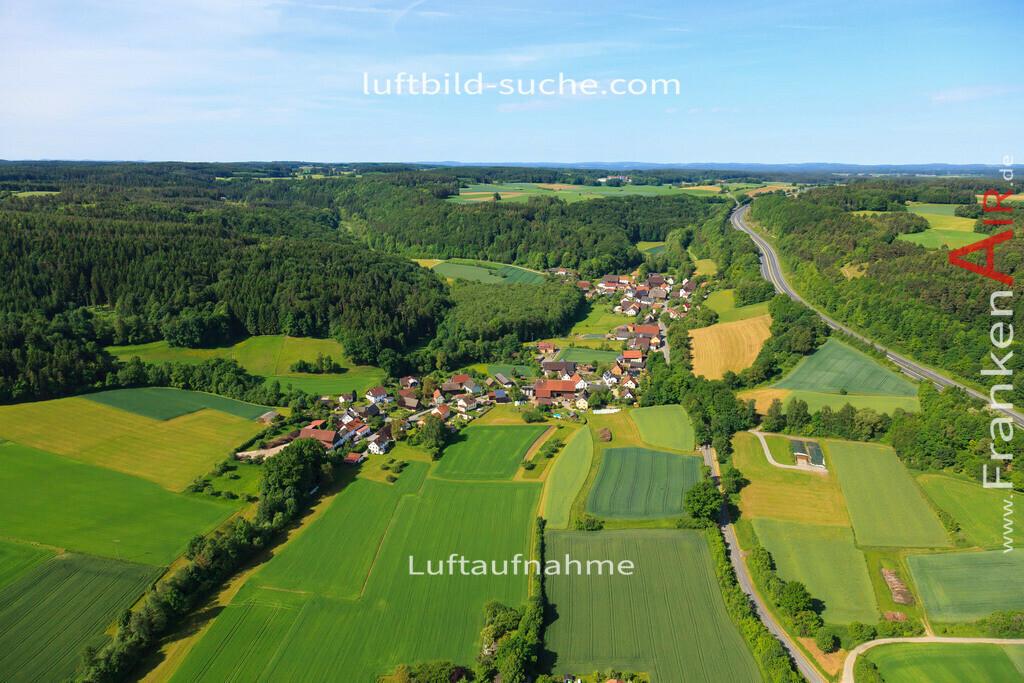 menchau-thurnau-2014-2964 | Luftbild von Menchau Thurnau - Luftaufnahme wurde 2014 von https://frankenair.de mittels Flugzeug (keine Drohne) erstellt - die Geschenkidee