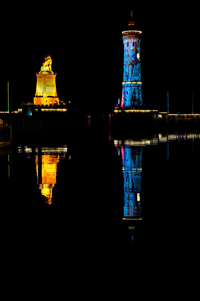 Leuchtturm_Hundertwassermotiv