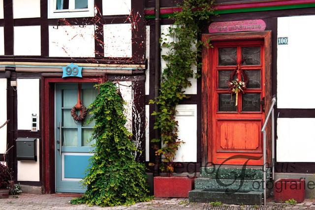 Hereinspaziert! | Haustüren in Bad Salzdetfurth
