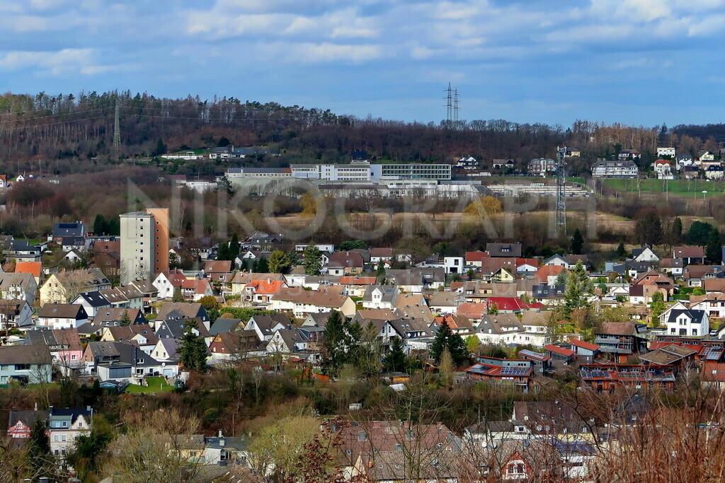 Dröschederfeld Iserlohn | Panoramaaufnahme vom Iserlohner Stadteil Dröschederfeld.