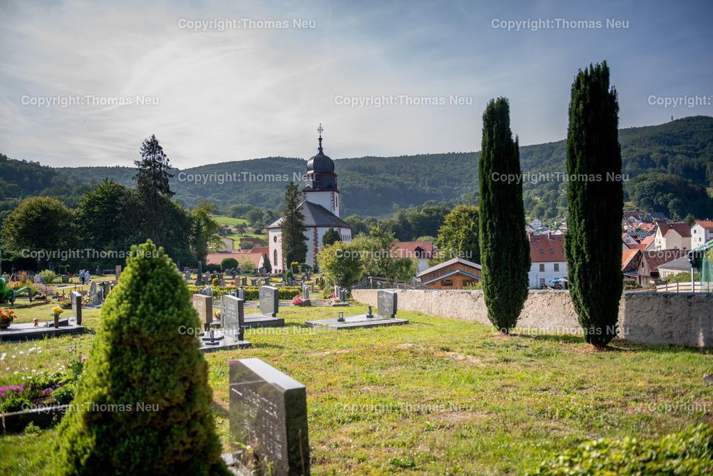 DSC_3180 | Lautertal, Friedhof, Reichenbach, CDU Ortsbegehung, ,, Bild: Thomas Neu