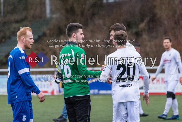 190127_RS-180751_NIK_5386 | Foto des SVCN Rückrunden Vorbereitungsturnier-Finales zwischen SV Curslack-Neuengamme I. und Lüneburger SK Hansa I. am 27.01.2019 auf dem Kunstrasenplatz in Curslack.