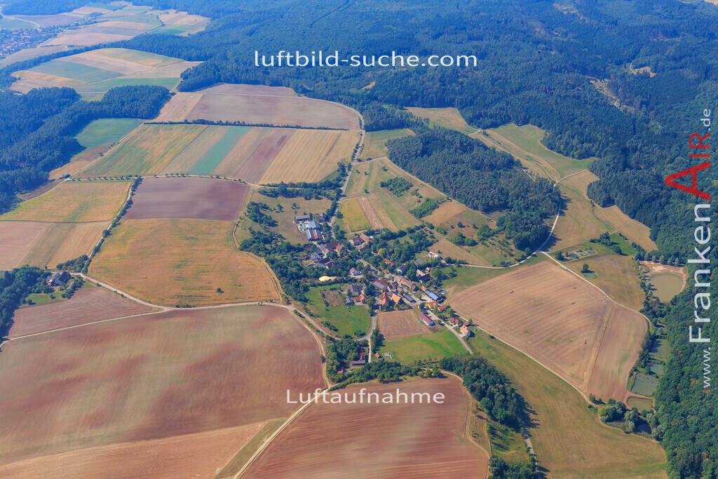 limbach-obernzenn-2016-8550 | Luftbild von Limbach Obernzenn - Luftaufnahme wurde 2016 von https://frankenair.de mittels Flugzeug (keine Drohne) erstellt - die Geschenkidee