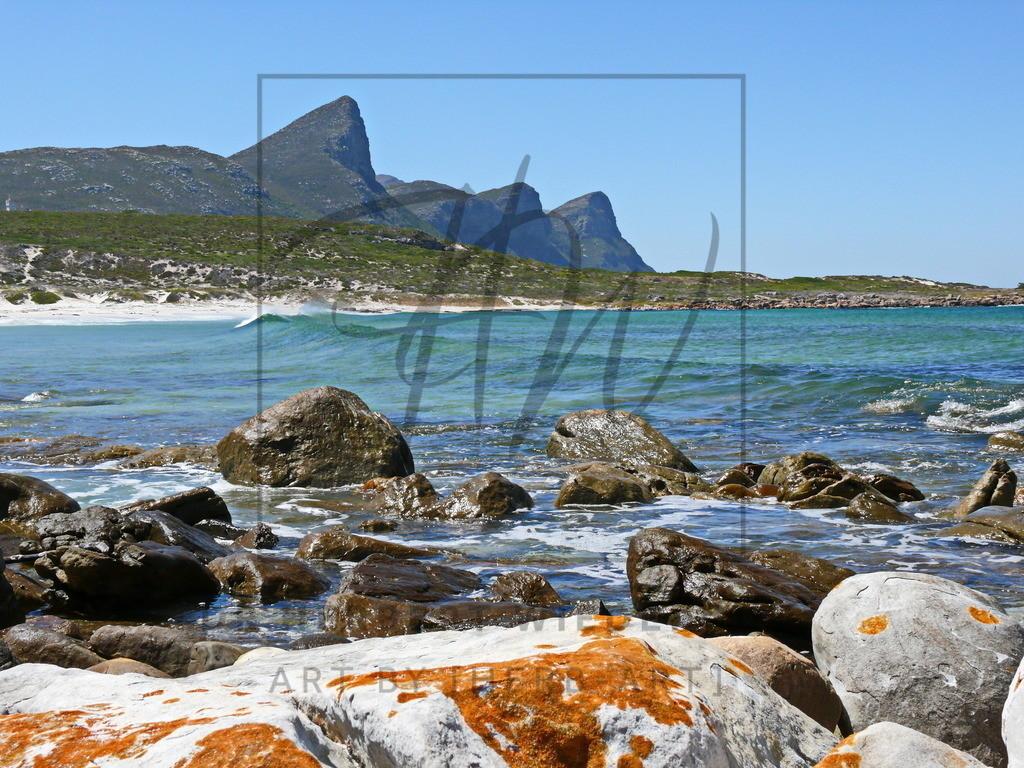 Buffels Bay | Wildromantische Bucht im Nationalpark Cape Peninsula südlich von Kapstadt.