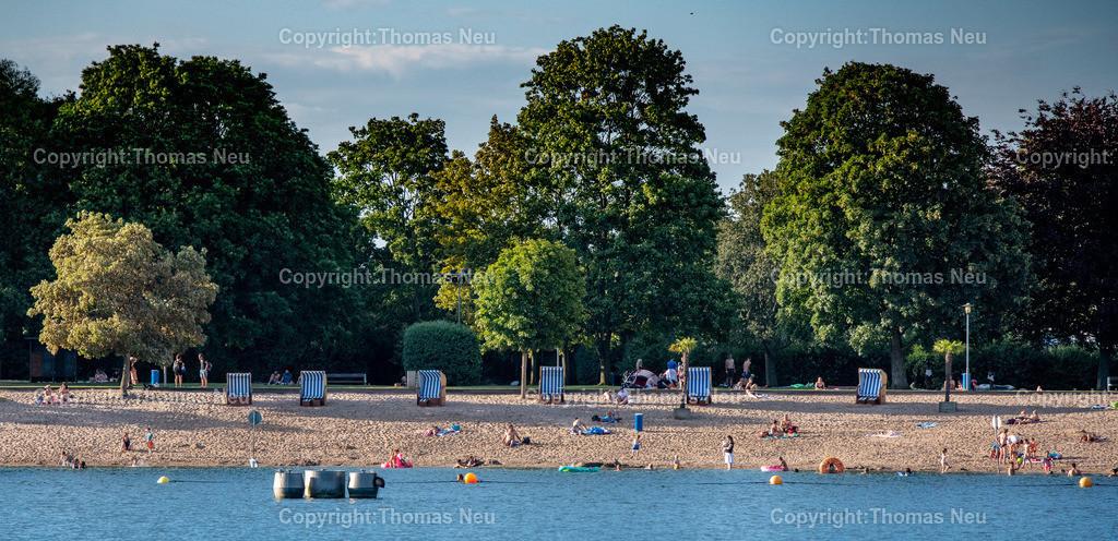 DSC_3398 | Bensheim, Badesee, Impressionen vom Südufer des See aus fotografiert an den nördlichen Badestrand, ,, Bild: Thomas Neu