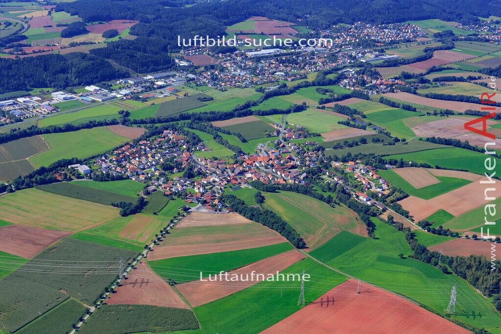 reitsch-stockheim-17-5452 | Luftbild von Reitsch Stockheim - Luftaufnahme wurde 2017 von https://frankenair.de mittels Flugzeug (keine Drohne) erstellt - die Geschenkidee